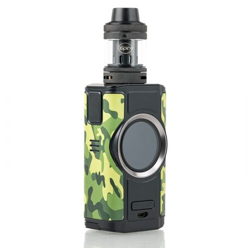 Aspire Dynamo 220w Box Mod Kit - My Vpro