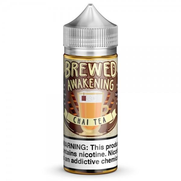 Chai Tea - Brewed Awakening by Caribbean Cloud Company - 100ml - My Vpro