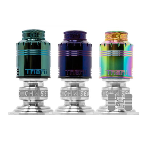 Cloud Chasers Inc. Triarii 30mm RDA Hardware Cloud Chasers Inc.