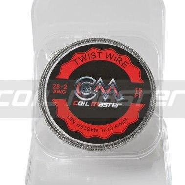 Coil Master - Twist Wire Spool - 30ft Hardware Coil Master