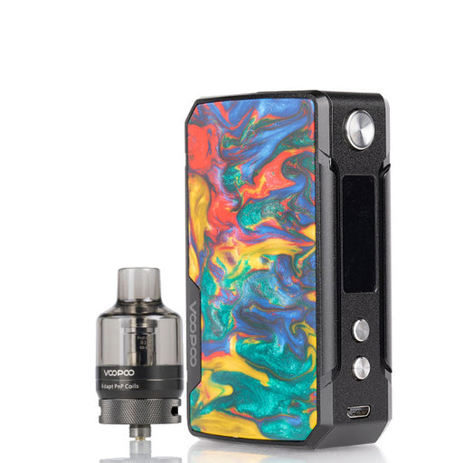 Voopoo Drag Mini Refresh Edition 117W TC Kit - My Vpro