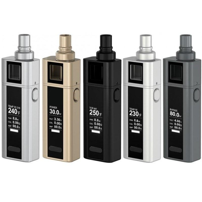 Cuboid Mini 80W TC Kit by JoyeTech Hardware Joyetech