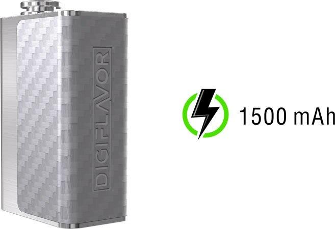 DF60 Box Mod by DigiFlavor Hardware DigiFlavor