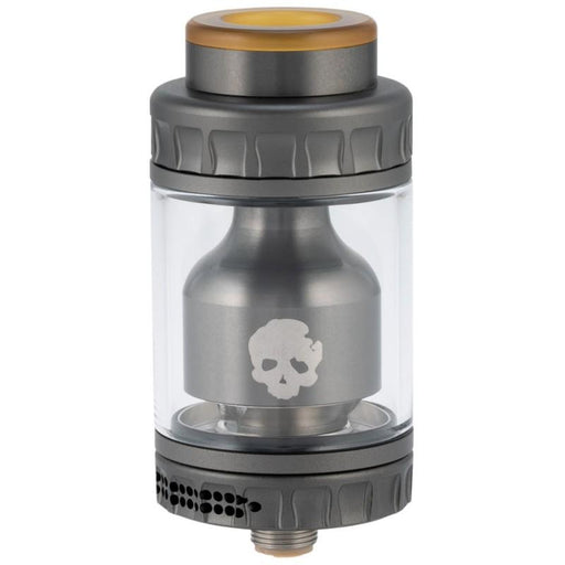 Dovpo Blotto RTA Designed by Vaping Bogan Hardware DOVPO Gun Metal