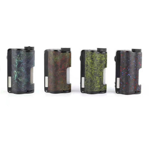 Dovpo Topside Dual Carbon Edition Squonk Mod - Powered By YiHi Hardware DOVPO