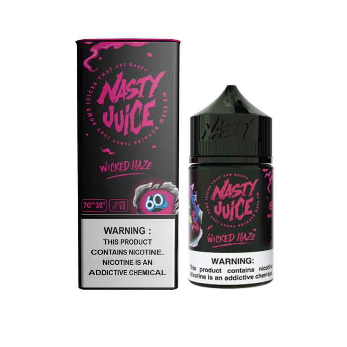 Wicked Haze - Nasty Juice - 60mL