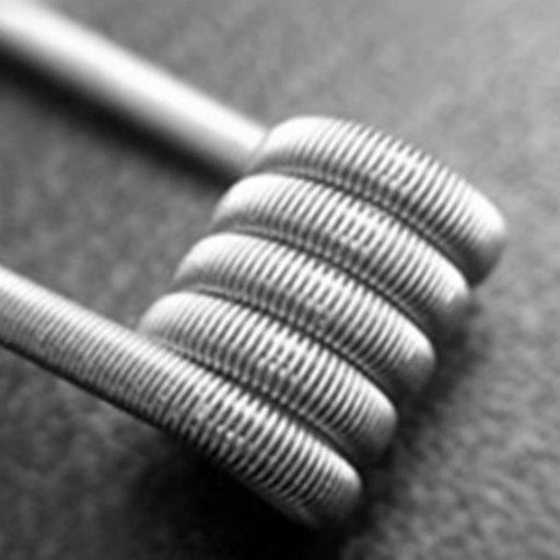 Fused Clapton Performance Prebuilt Coils by Coilology Hardware Coilology