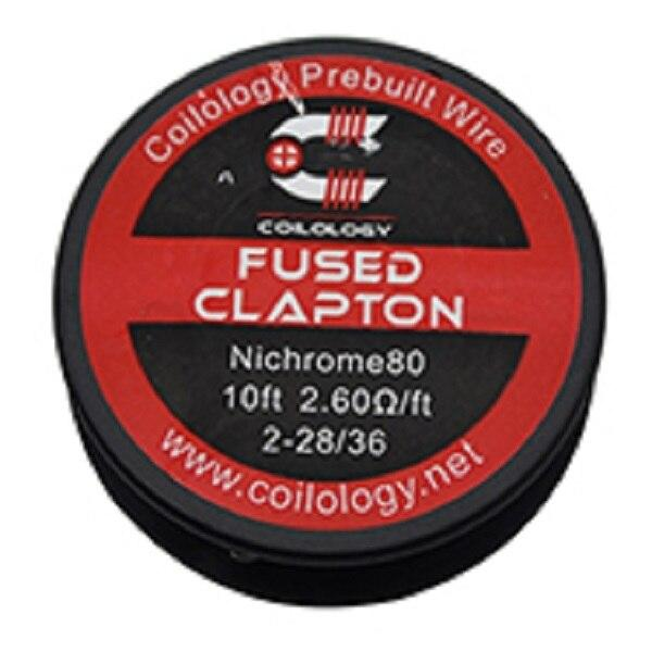 Fused Clapton Wire Spool by Coilology - My Vpro