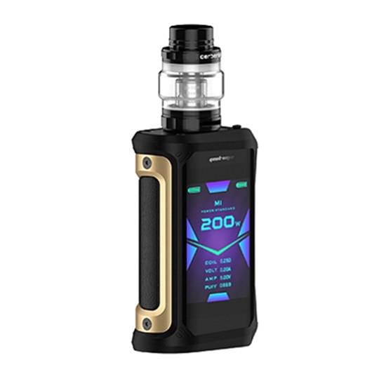Geekvape Aegis X 200W TC Kit Hardware Geek Vape Gold Black