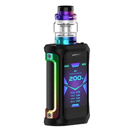 Geekvape Aegis X 200W TC Kit Hardware Geek Vape Rainbow Black