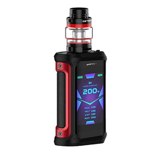 Geekvape Aegis X 200W TC Kit Hardware Geek Vape Red Black