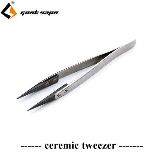Geekvape Ceramic Tweezer | Stainless Steel Body Hardware Geek Vape