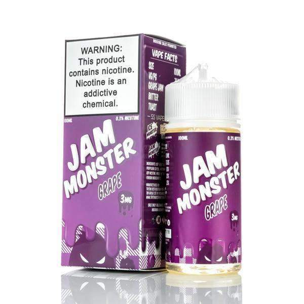 Grape - Jam Monster - 100ml - My Vpro