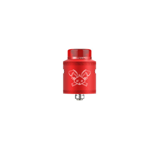 HellVape DEAD RABBIT V2 RDA Hardware HellVape Red