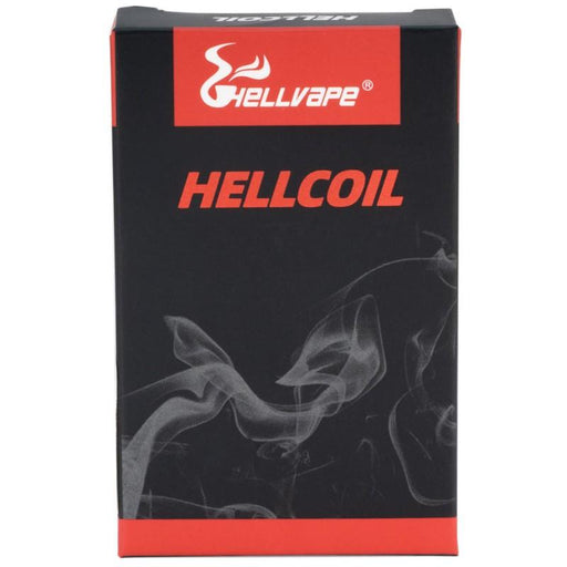 Hellvape Fat Rabbit Sub-Ohm Replacement Coils Hardware HellVape