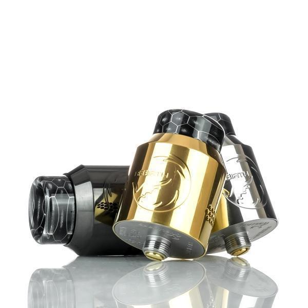 Hellvape Rebirth RDA Designed By Mikevapes Hardware HellVape