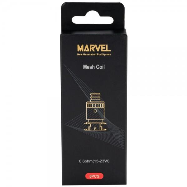 HotCig Marvel Replacement Coils (5 Pack) Hardware Hotcig