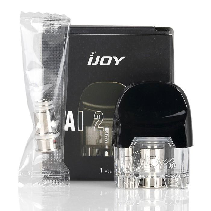IJoy AI Evo Replacement Pods Hardware IJOY