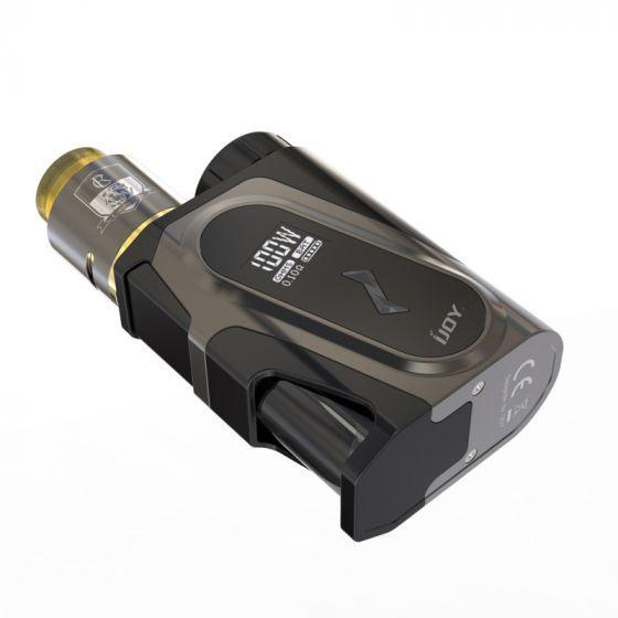 IJOY CAPO 100W Squonker Kit with 3000mAh 20700 Battery Hardware IJOY