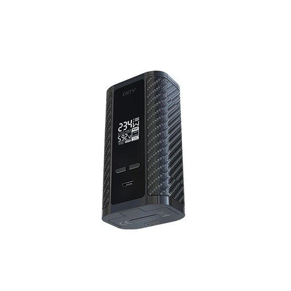 IJOY Captain 234W PD270 TC Box Mod w- 20700 Batteries Hardware IJOY