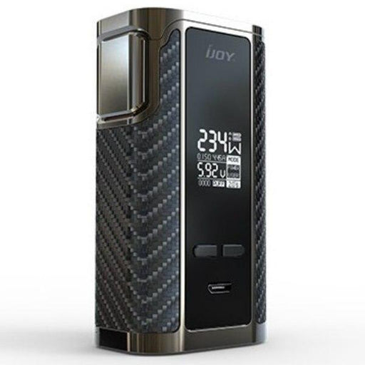 IJOY Captain 234W PD270 TC Box Mod w- 20700 Batteries - My Vpro