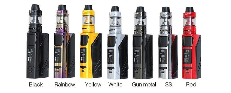 IJOY ELITE PS2170 100W TC Kit W- 3750mAh 20700 Battery Hardware IJOY
