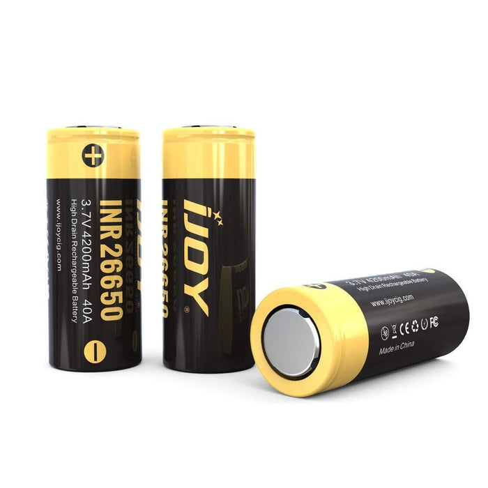 IJOY INR 26650 40A 4200mAh High-drain Battery Hardware IJOY