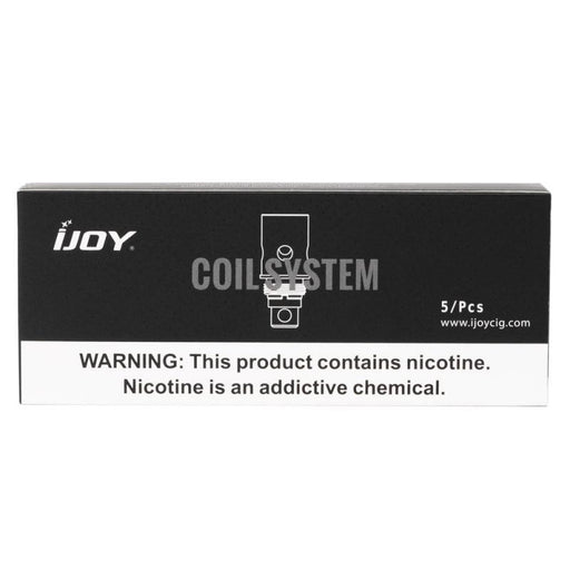 iJoy Mercury Replacement Coils Hardware IJOY