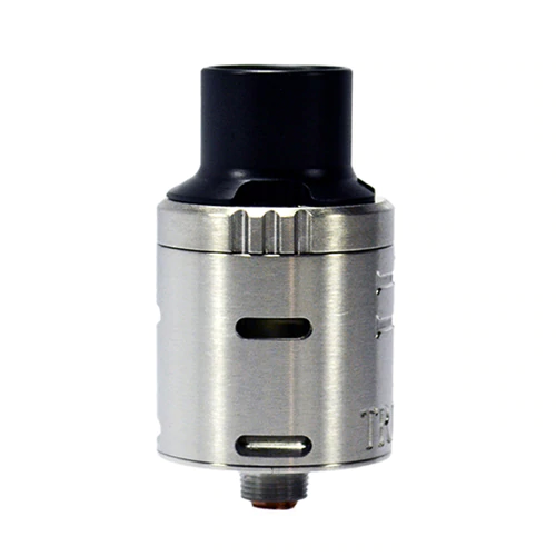 NYC Vape Hardware The Triple 22mm RDA SS Side