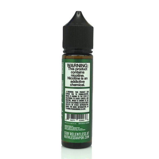 Jacked - Ruthless Rewind - 60mL E-Liquid Ruthless