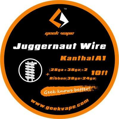 Juggernaut Wire Spool (KA1) by Geekvape Hardware Geek Vape