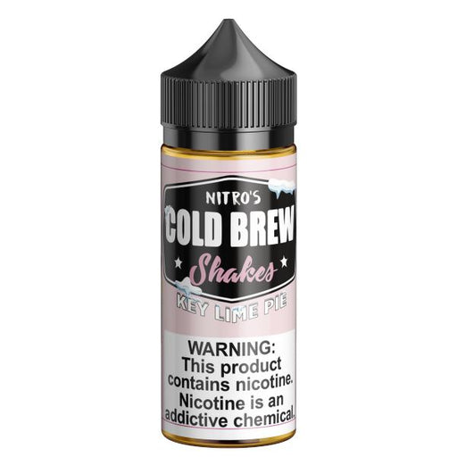 Key lime Pie - Nitro's Cold Brew Shakes - 100ml E-Liquid Nitro's Cold Brew