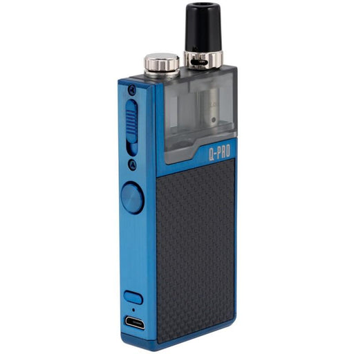 Lost Vape Q-Pro Pod System Kit Hardware Lost Vape Blue/Weave