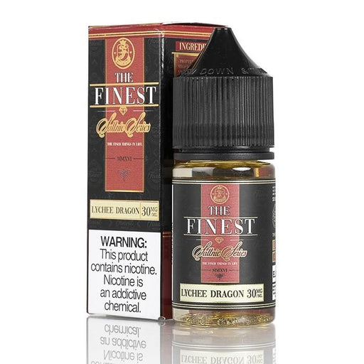 Lychee Dragon - The Finest Saltnic Series - 30mL E-Liquid The Finest E-Liquids