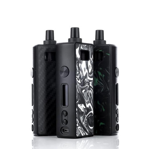 Mechlyfe Ratel 80W TC Rebuildable Pod Kit Hardware Mechlyfe