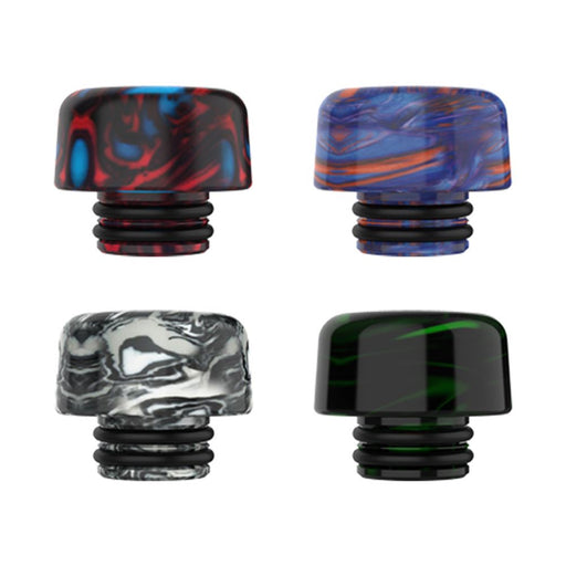 Mechlyfe Ratel Resin 510 Drip Tip Hardware Mechlyfe