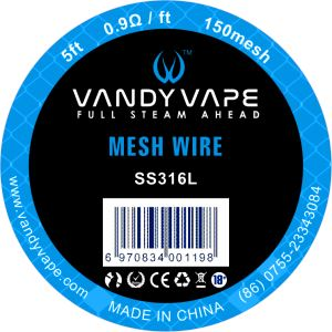 Mesh Wires by VandyVape -5ft - My Vpro