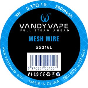 Mesh Wires by VandyVape -5ft Hardware Vandy Vape