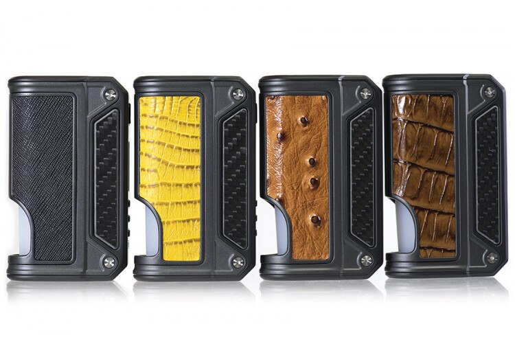 Therion BF DNA75C Squonker TC Box Mod 75W by Lost Vape
