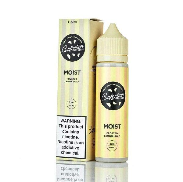 Moist - Confection E-Juice - 60ml - My Vpro