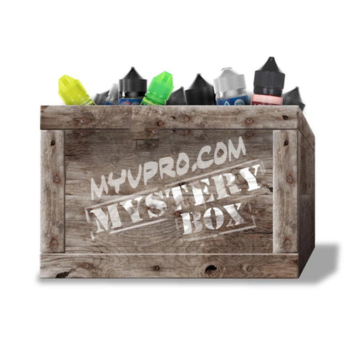 Mystery Salt E-Liquid Box - 90mL-150mL E-Liquid MyVpro