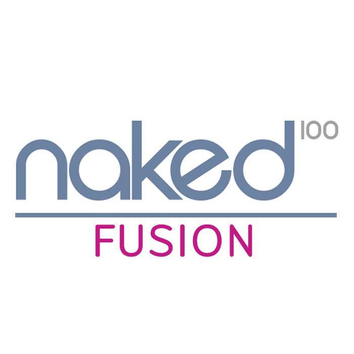 Naked 100 Fusion - Strawberry - 60ml - My Vpro