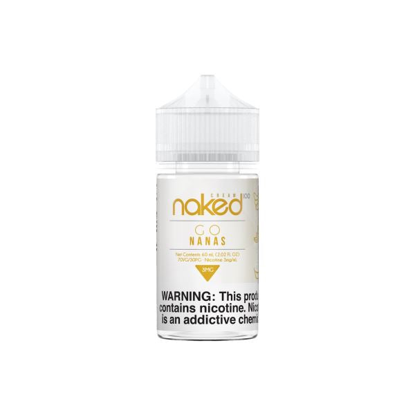 Naked 100 - Banana - 60ml - My Vpro