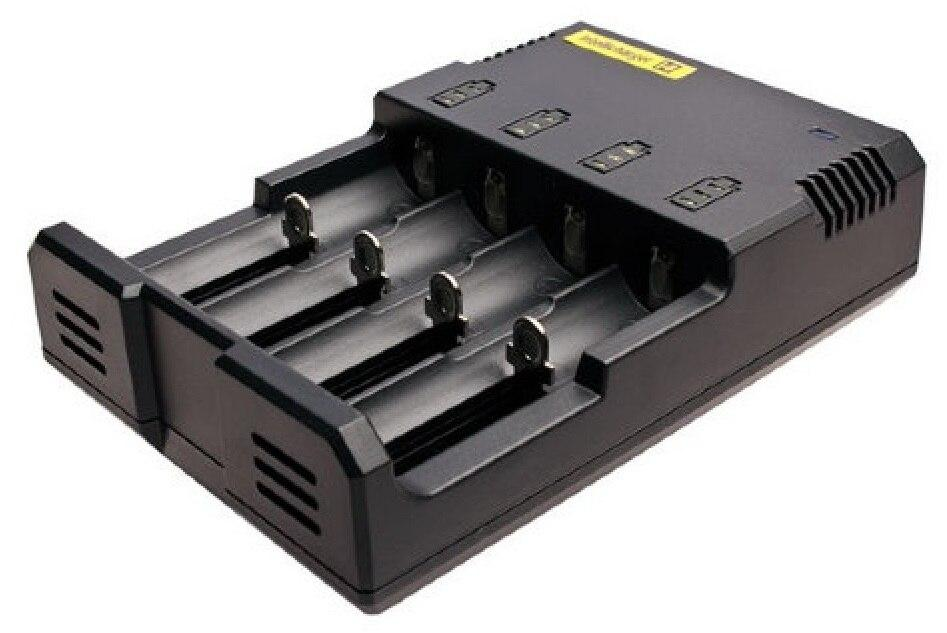 Nitecore Intellicharger New I4 4-slot Battery Charger Hardware Nitecore