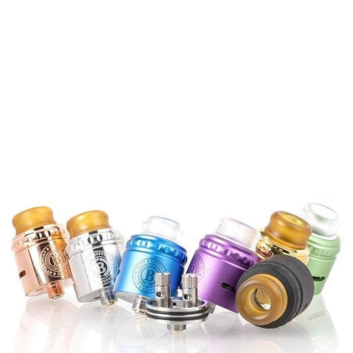Plan B Supply CO. DOC 24mm RDA Hardware Plan B Supply Co.
