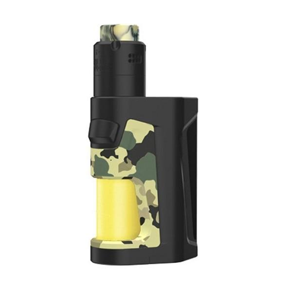 Pulse Dual Kit with Pulse V2 RDA by TonyB & Vandy Vape Hardware Vandy Vape Black / Camouflage Yellow