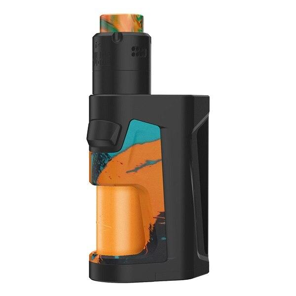 Pulse Dual Kit with Pulse V2 RDA by TonyB & Vandy Vape Hardware Vandy Vape Black / Pigment Orange