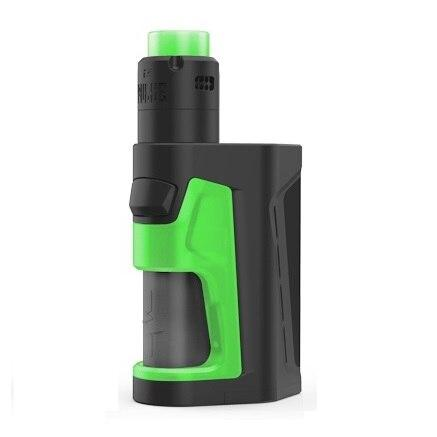 Pulse Dual Kit with Pulse V2 RDA by TonyB & Vandy Vape Hardware Vandy Vape Black/Green
