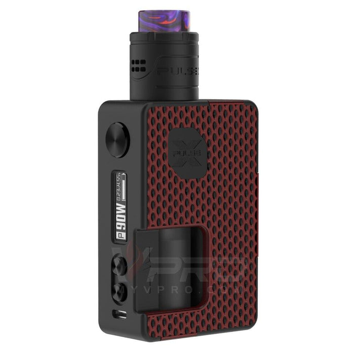 Pulse X Kit by Tony B & Vandy Vape Hardware Vandy Vape