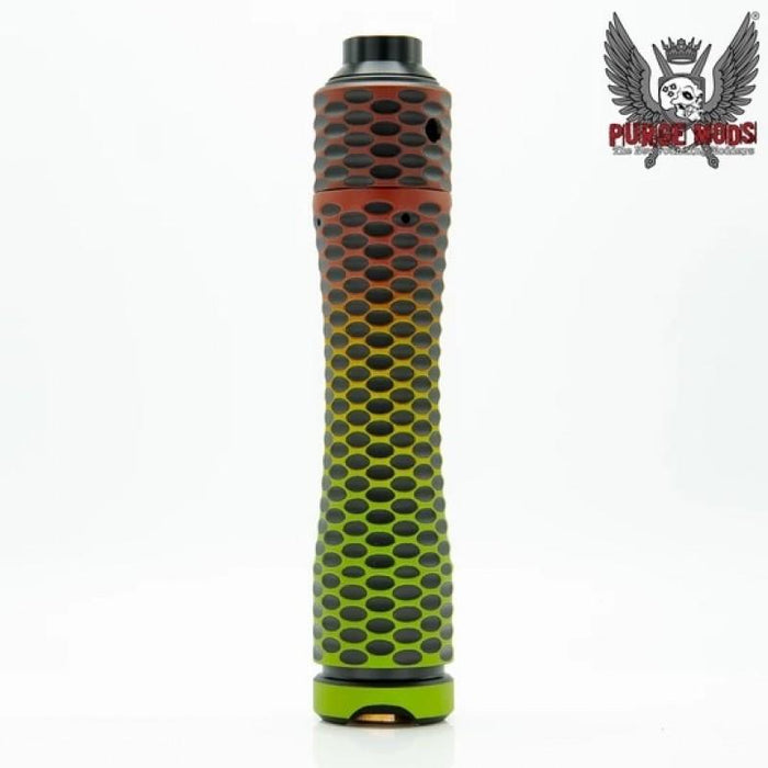Purge Mods The Viper 21700 Mechanical Mod Hardware Purge Mods Green / Yellow / Red